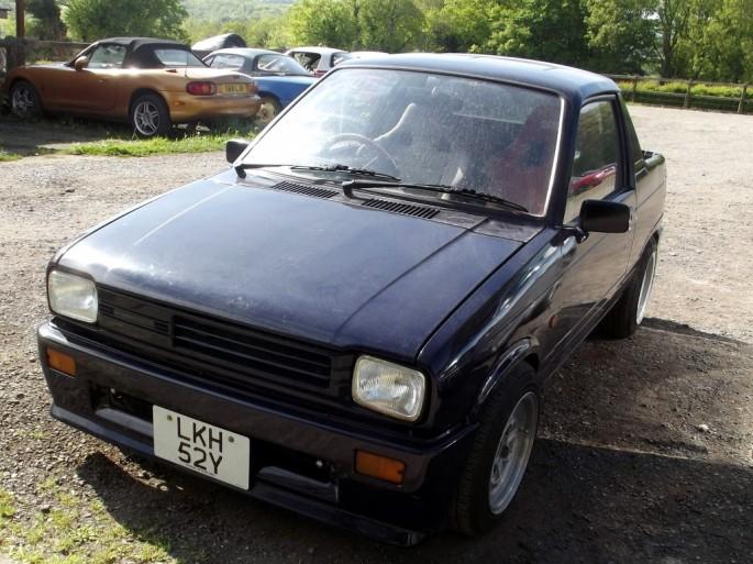 Suzuki Mighty Boy Kei Car JDM Pickup